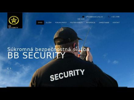 www.bbsecurity.sk