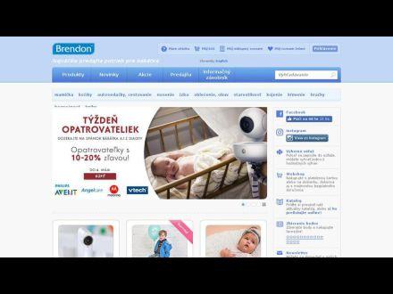 www.brendon.sk