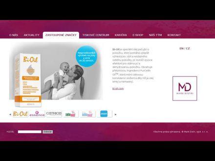 www.markdistri.cz
