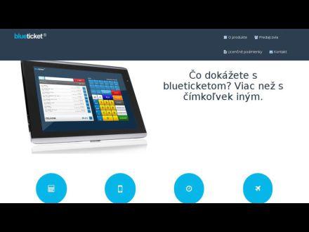 www.blueticket.sk