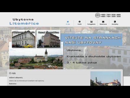 www.ubytovnalitomerice.cz