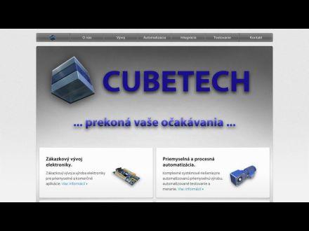 www.cubetech.sk