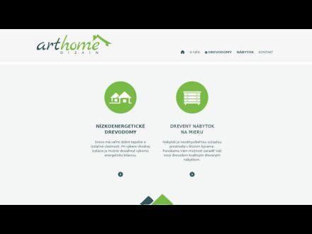 www.arthome-dizain.sk