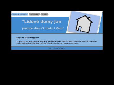 www.lidovedomyjan.cz