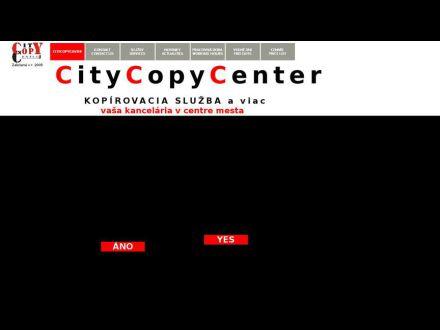 www.citycopycenter.sk