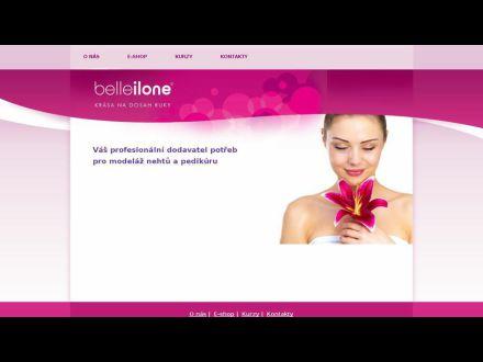 www.belleilone.cz