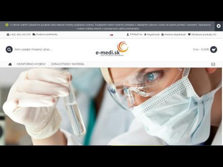 www.e-medi.sk
