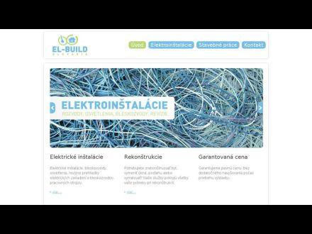 www.elbuild.sk