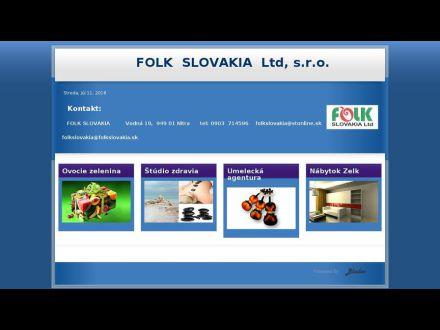 www.folkslovakia.sk