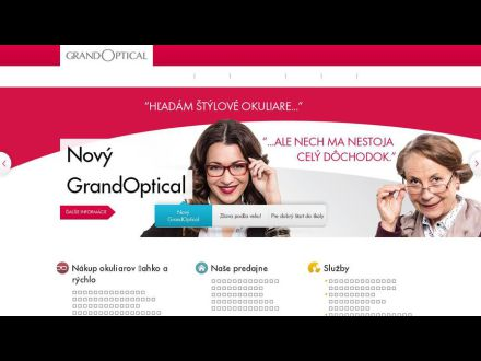 www.grandoptical.sk