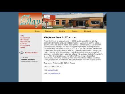 www.slay.sk