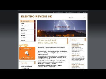 www.elektro-revizie-sk.sk