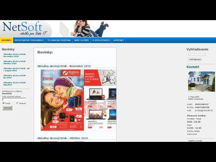 www.netsoft.sk