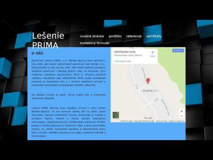 www.lesenieprima.eu