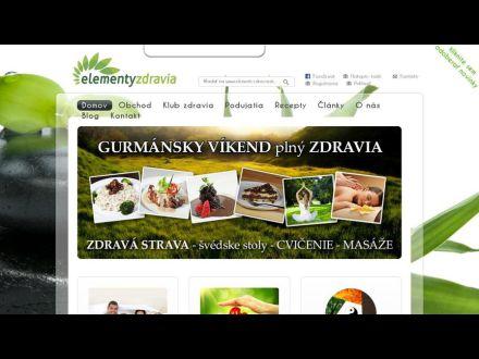 www.elementy-zdravia.sk