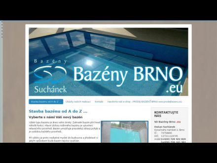 www.bazenybrno.eu