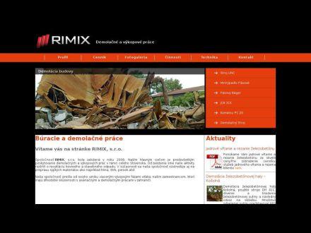 www.rimix.sk