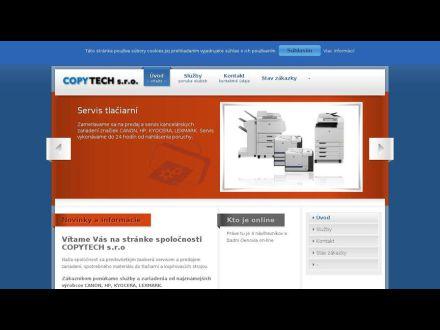 www.copytech.sk