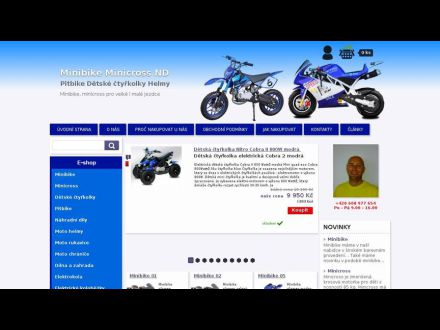 www.minibike-minicross.cz