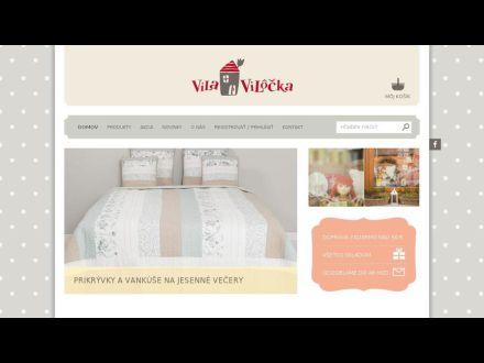 www.vilavilocka.sk