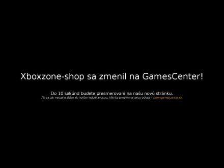 www.gamescenter.sk