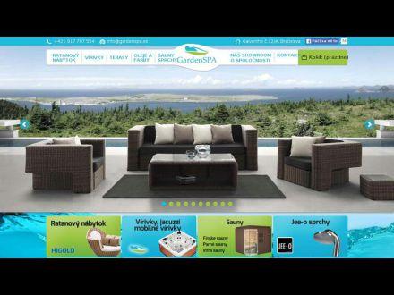 www.gardenspa.sk