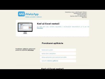 www.metaapp.sk