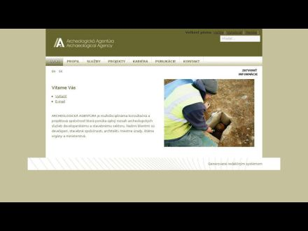 www.archeologickaagentura.sk