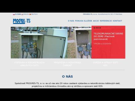 www.progres-ts.sk