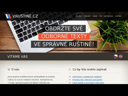 www.vrustine.cz