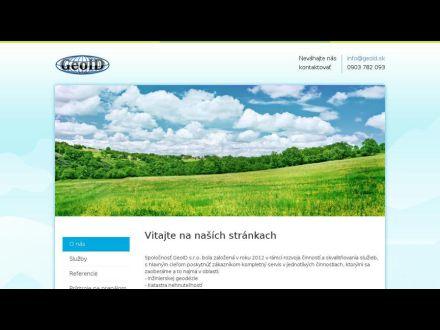 www.geoid.sk