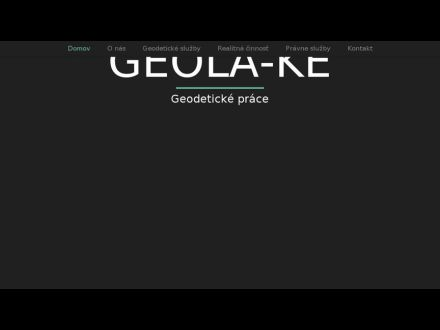 www.geolake.sk