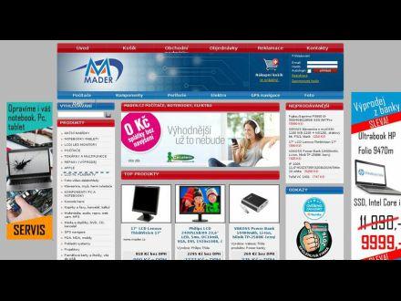 www.mader.cz