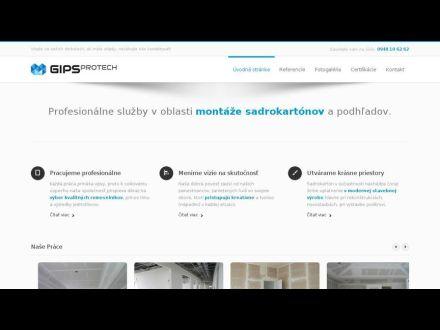 www.gipsprotech.sk