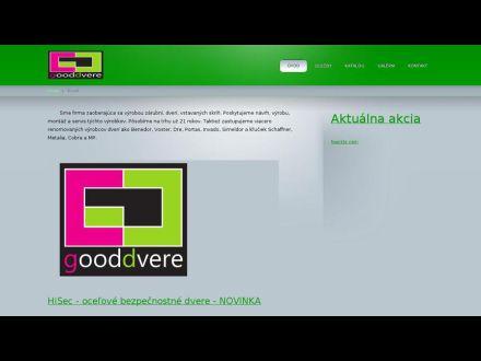 www.gooddvere.sk