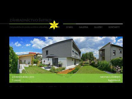 www.zahradnictvosvitko.sk