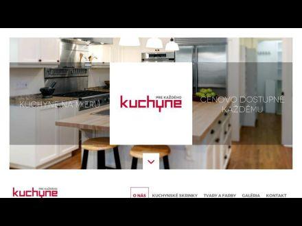 www.kuchyneprekazdeho.sk