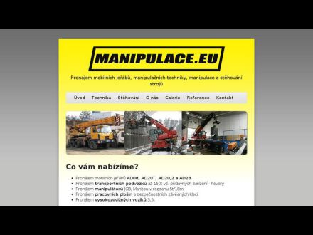 www.manipulace.eu