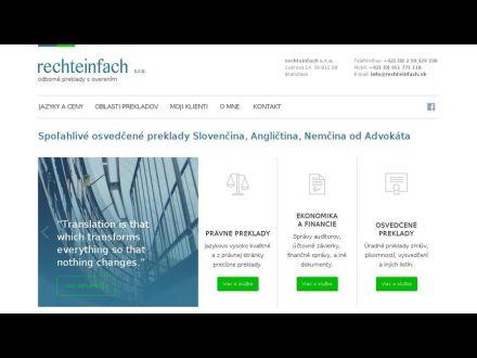 www.rechteinfach.sk