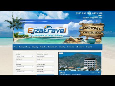 www.ejzatravel.sk