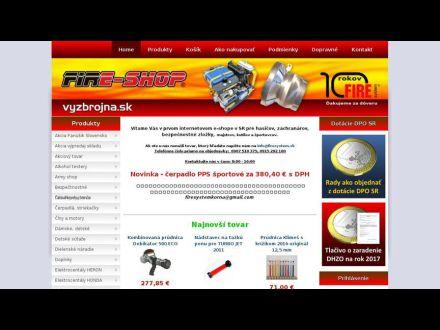 www.fire-shop.sk