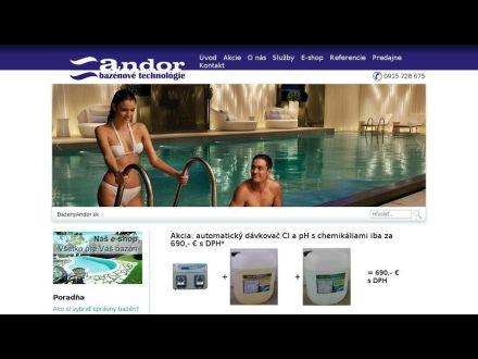 www.bazenyandor.sk