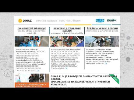 www.dinaz.cz