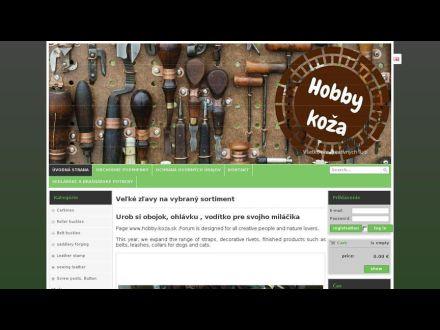 www.hobby-koza.sk