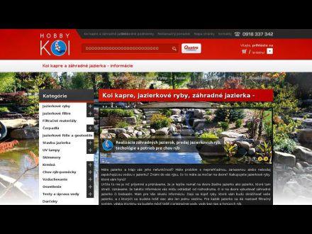 www.hobbykoi.sk
