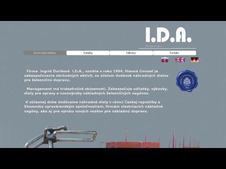 www.idarail.sk