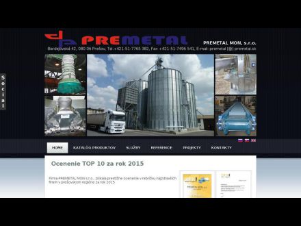 www.premetal.sk