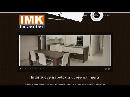 www.imkinterier.sk