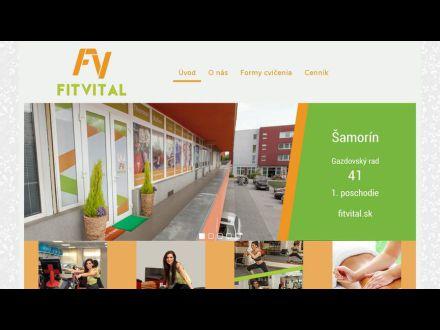 www.fitvital.sk