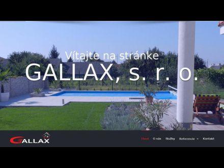 www.gallax.sk
